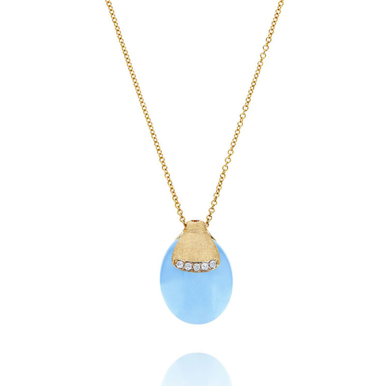 DANCING AZURE Necklace