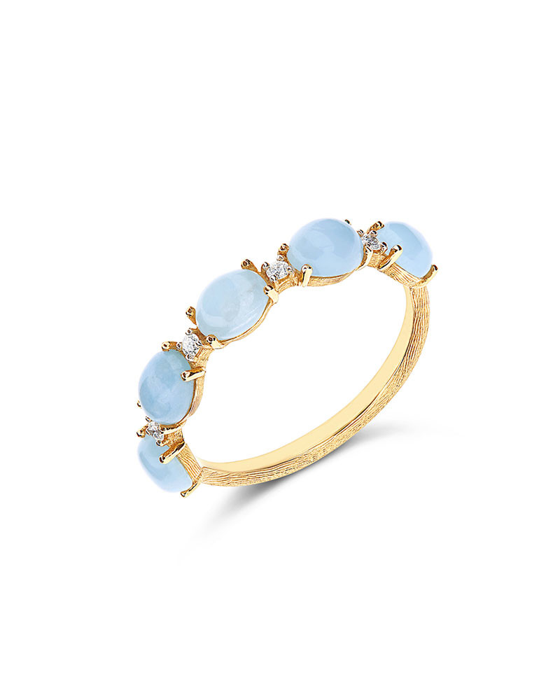 Anello DANCING AZURE