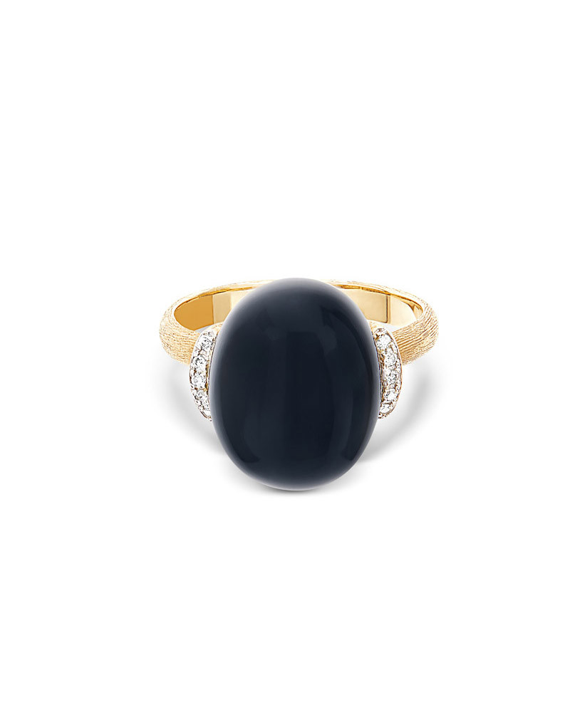 Anello DANCING MYSTERY BLACK