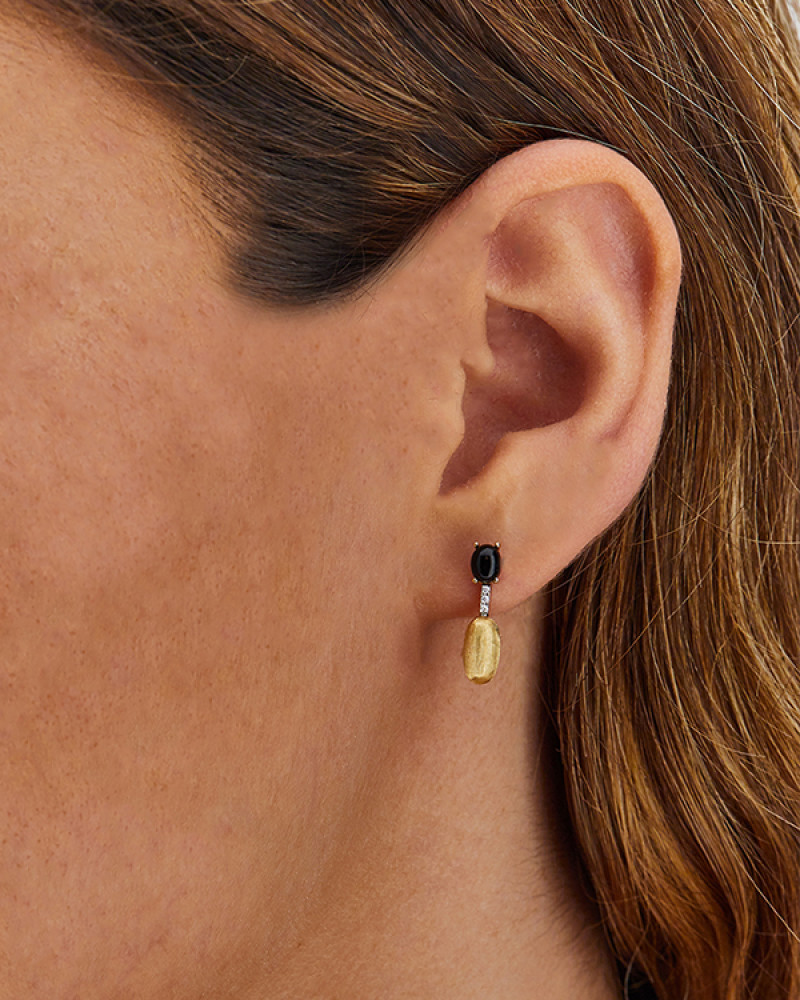 DANCING MYSTERY BLACK Earrings