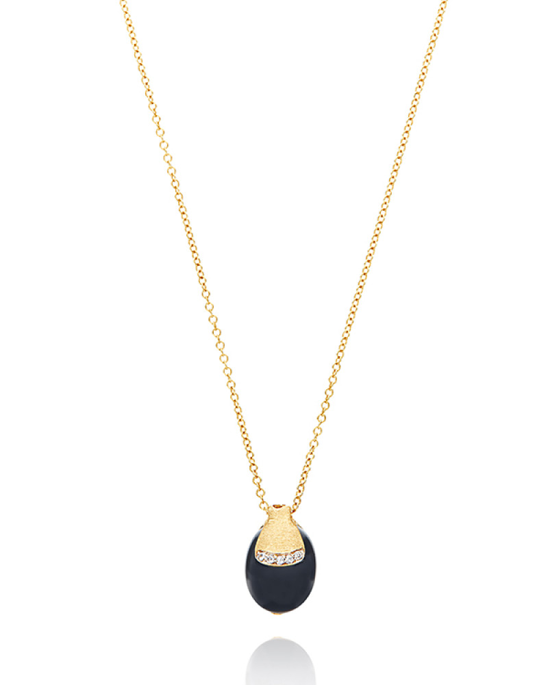 Collana DANCING MYSTERY BLACK
