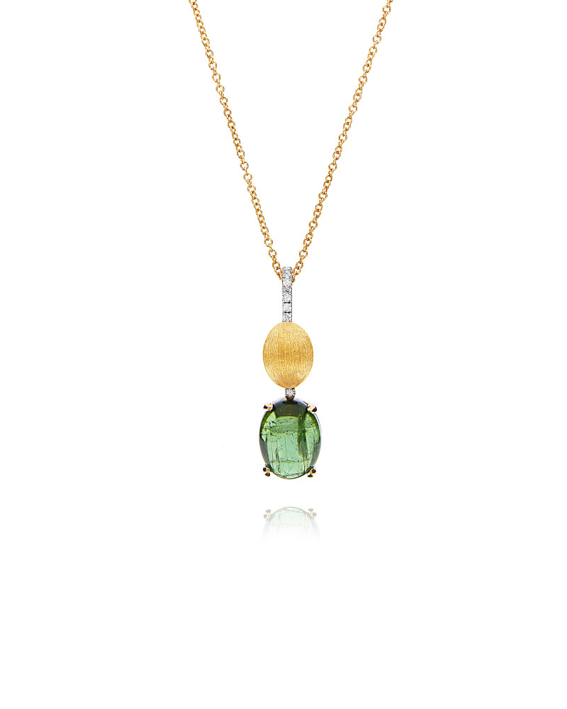 DANCING TOURMALINES Necklace